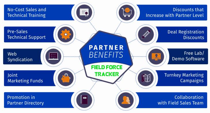 field service partner benefits